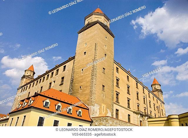 Bratislava Castle, Bratislava. Slovakia