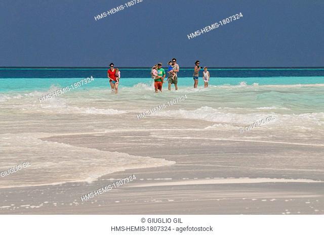 France, New Caledonia, Ile des Pins, Nokanhui atoll