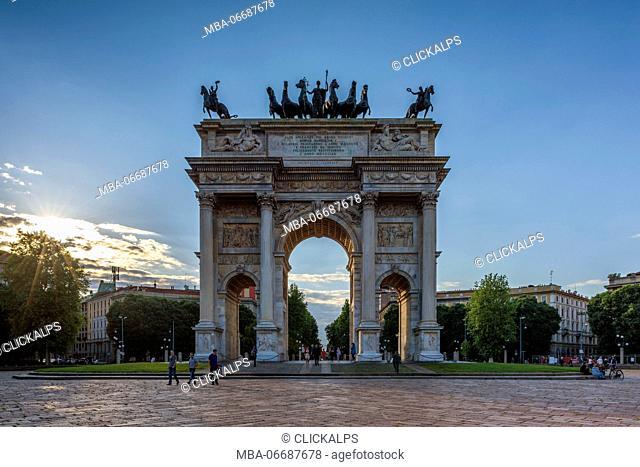 Milan - Lombardy,Italy