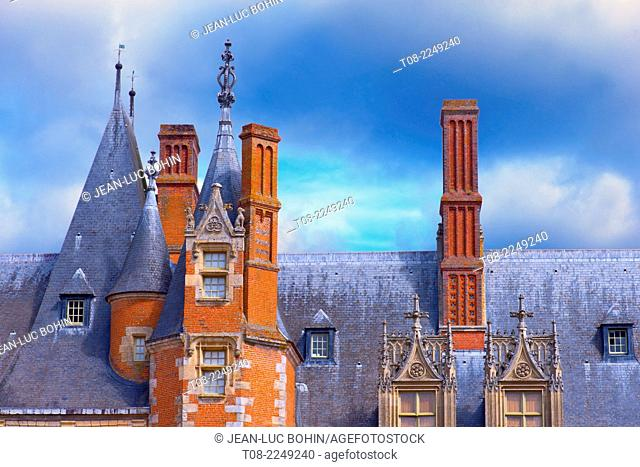 france,28 : maintenon castle