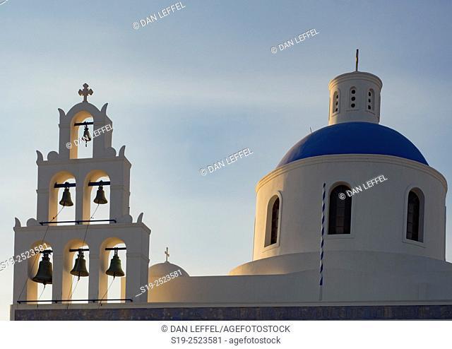 Oia. Santorini. Greece