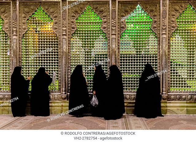 Khomeini mausoleum in Tehran, Iran