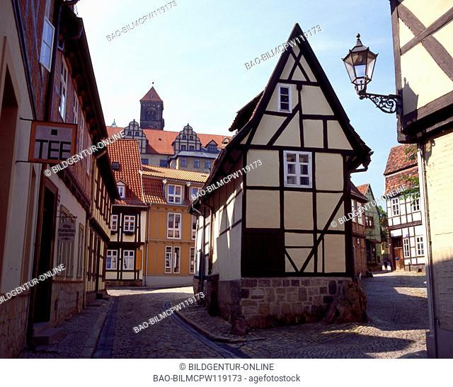 Germany, Quedlinburg