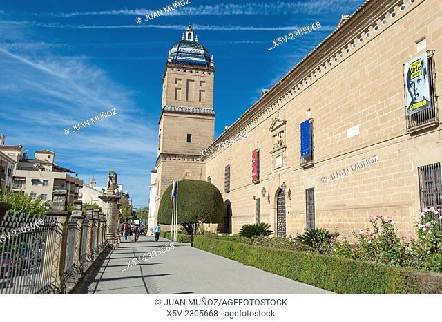 Hospital of Santiago. Ubeda. Jaen. Andalucia. Spain
