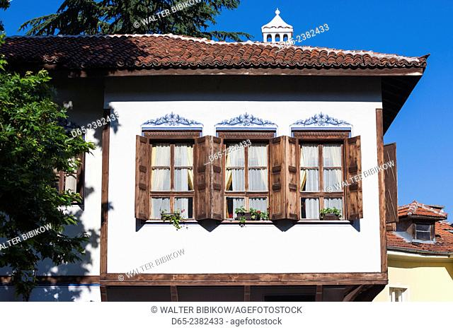 Bulgaria, Southern Mountains, Plovdiv, Old Plovdiv, Ottoman-era house