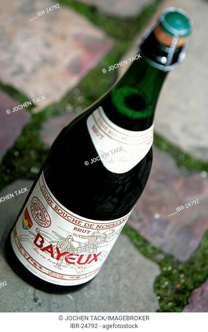 FRA, France, Normandy: Cidre, Cider