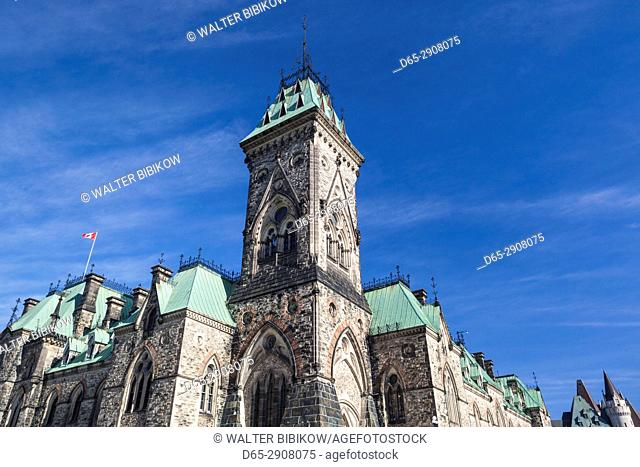 Canada, Ontario, Ottowa, capital of Canada, Canadian Parliament, East Block buildings