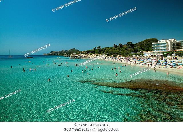 Cala Ratjada, Island Of Palma,Balearic Islands,Spain