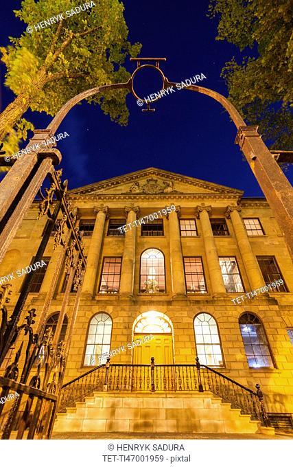 Canada, Nova Scotia, Halifax, Province House - Nova Scotia House of Assembly