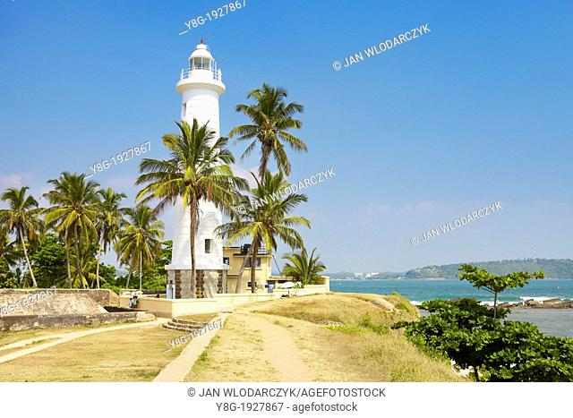 Sri Lanka - lighthouse in Galle