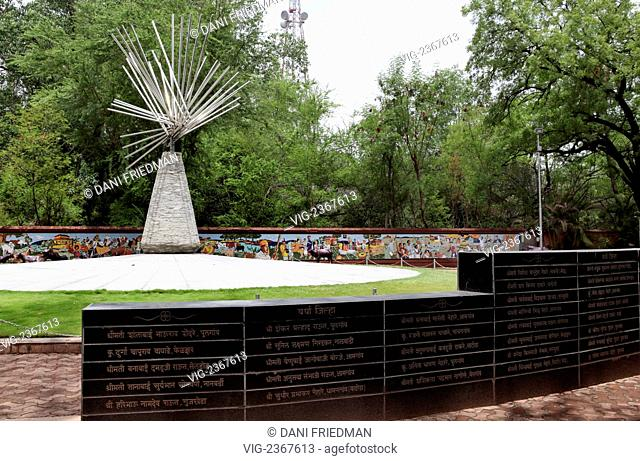 The Gowari Memorial in Nagpur is in memory of the Gowaris who perished during a stampede. The stampede occurred during a protest in Nagpur and 114 Gowari people...