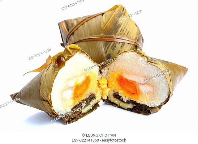 traditional rice dumplings