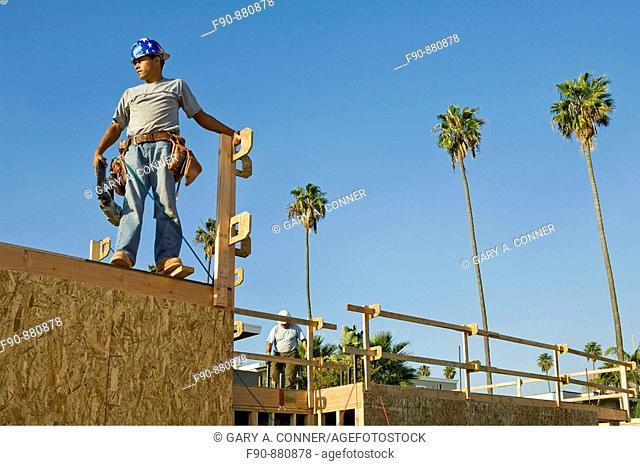 Condo construction Los Angeles