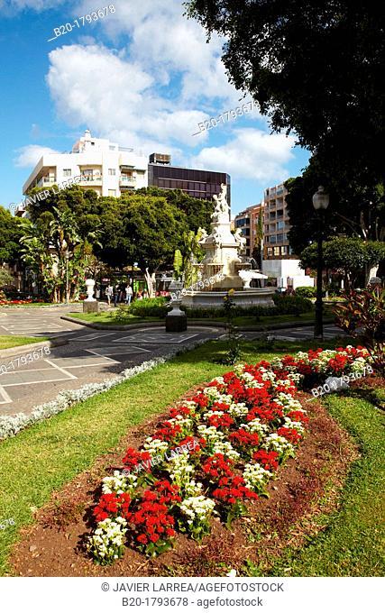 Plaza General Weyler, Santa Cruz de Tenerife, Tenerife, Canary Islands, Spain