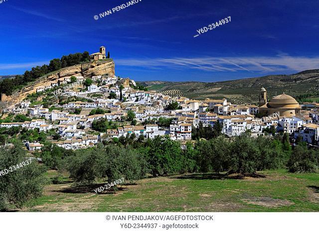 Montefrio, Granada, Andalusia, Spain