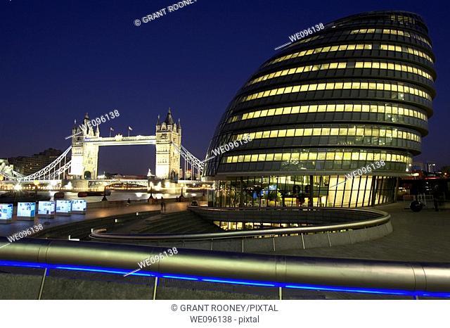 London Assembly Building  City Hall , London, England