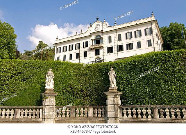 Villa Carlotta, Tremezzo, Como lake, Italy