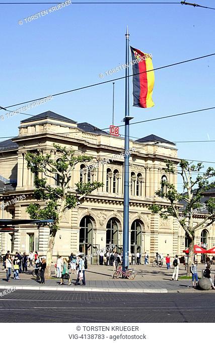 Mainz : Hauptbahnhof