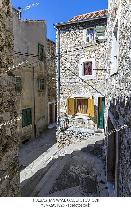 Sibenik, Sibensko-Kninska, Dalmatia, Croatia, Europe