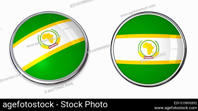 Banner Button African Union