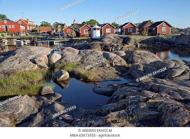 Land place, Stockholm Archipelago, Södermanland, Sweden