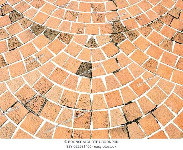 Paving stone pattern