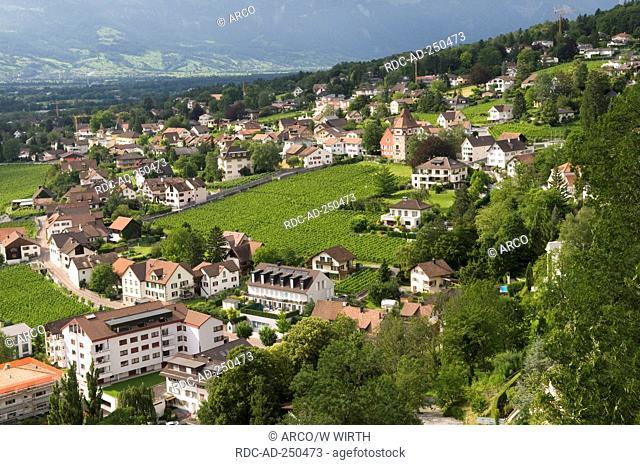 Vaduz Principality of Liechtenstein