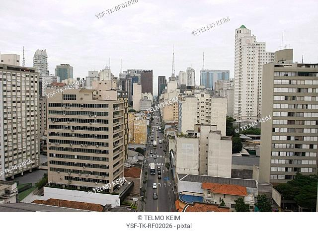 Avenue, São Paulo, Brazil