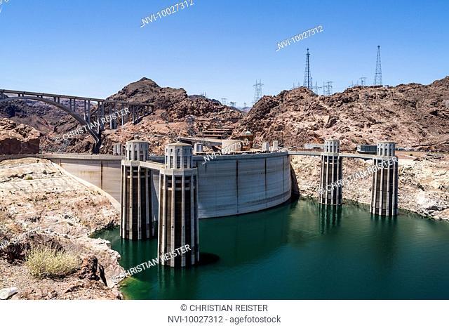 Hoover Dam, Arizona, USA