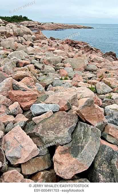 Coast of Nova Scotia