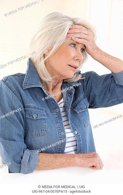 Headache senior