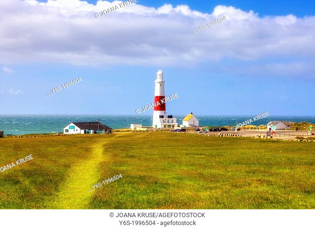 Portland Bill Lighthouse, Dorset, United Kingdom