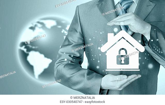 home lock concept