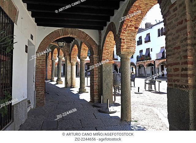Plaza Chica. Zafra, Badajoz, Spain