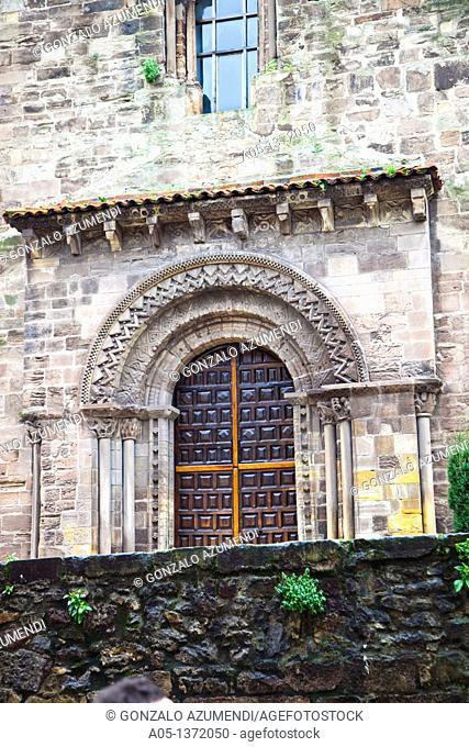 Franciscan Fathers Church. Aviles. Asturias. Spain