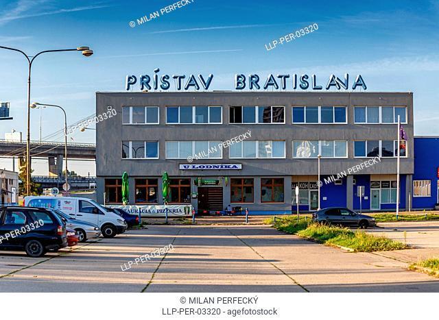 Port, Bratislava, Slovakia