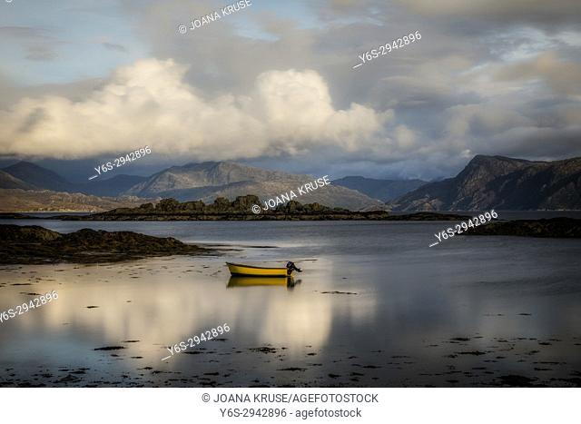 Ardvasar, Sleat, Isle of Skye, Scotland, United Kingdom