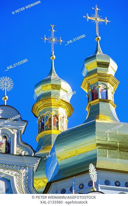 monastery, Ukraine, Kiev