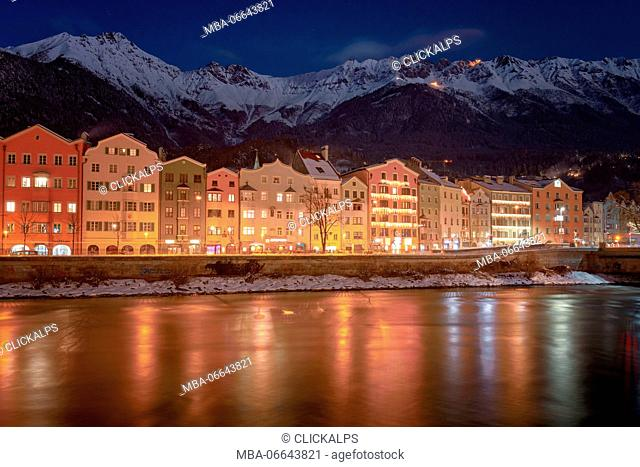 Marktplatz, Innsbruck, Tyrol - Tirol, Austria, Europe