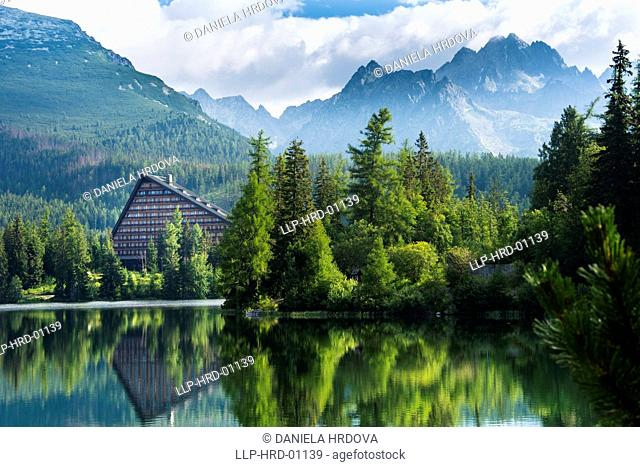 Tatra National Park, Slovakia, Strbske Pleso