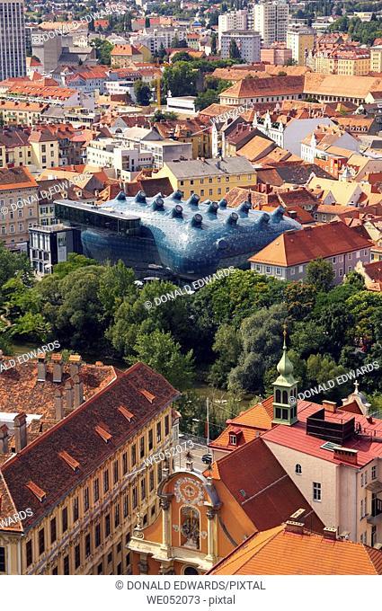Kunsthaus, The Bubble, Graz