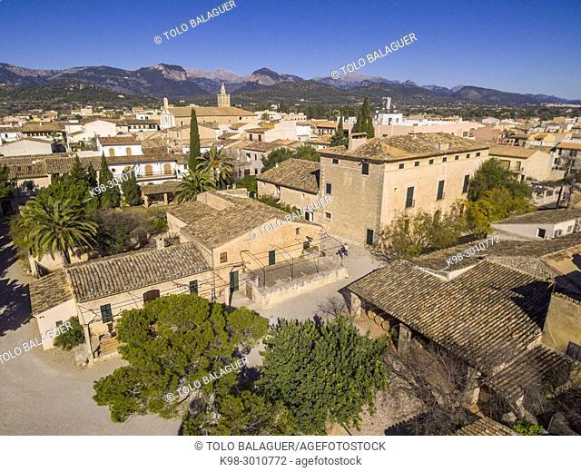 Consell, comarca de Raiguer, ,Mallorca, balearic islands, Spain