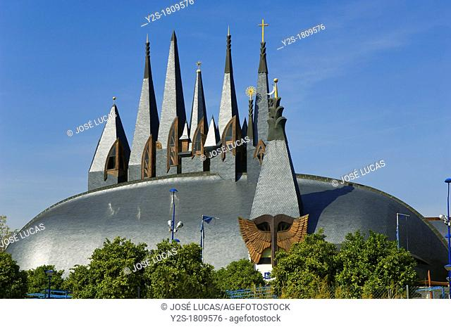 Hungary Pavilion, La Cartuja Island, Seville, Spain
