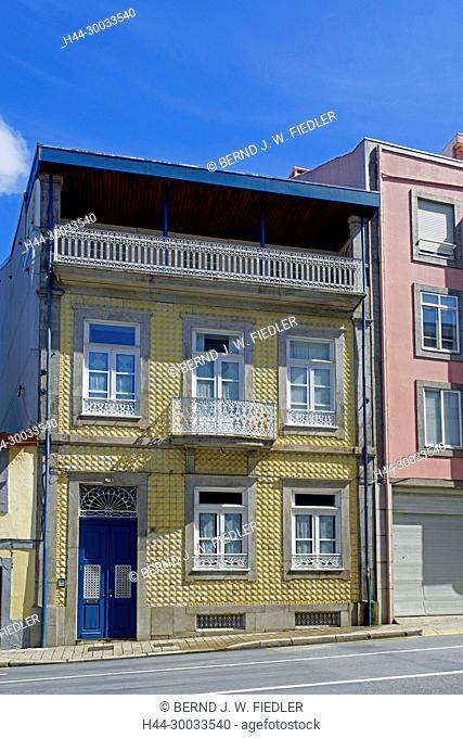 Haus, Fassade, typisch