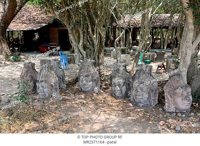 Southeast Asia Cambodia Angkor Wat