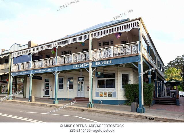 The Federal Hotel, Bellingen, NSW, Australia