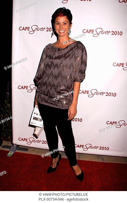 Kimberly-Rose Wolter 12/02/10 The Coalition of Asian Pacifics in Entertainment Annual Fundraising Event, CAPE Soiree @ Vibiana, Los Angeles Ph: Megumi Torii/www