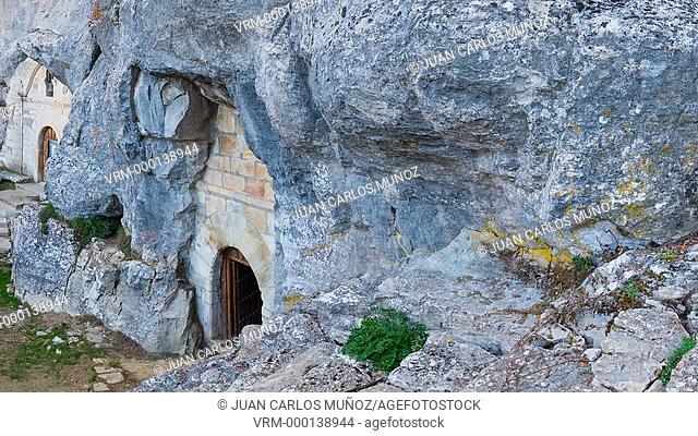 Shrine of San Bernabe in Ojo Guarena Natural Monument