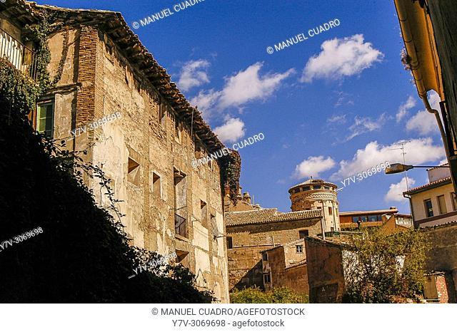 View of Corella. Ribera Baja, Comunidad Foral de Navarra, Spain
