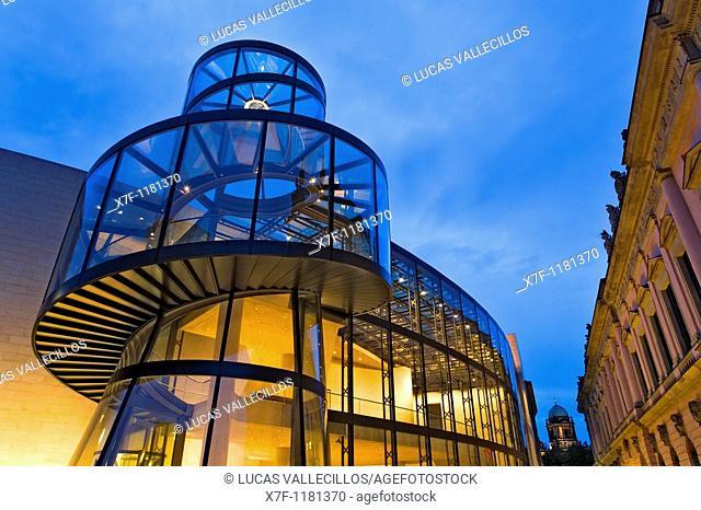 History museum Berlin  Germany